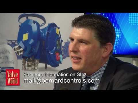 Bernard Controls has actuators for offshore applications