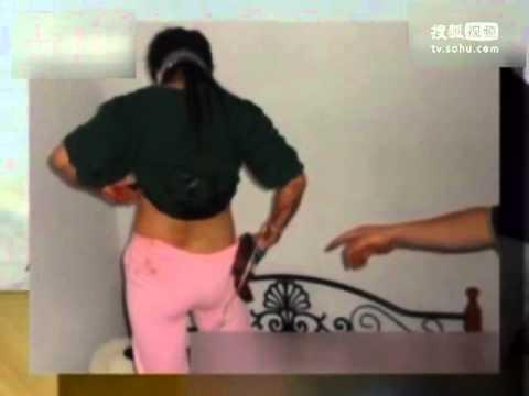 Cảnh cô gái bị hiếp tàn bạo tại nhà