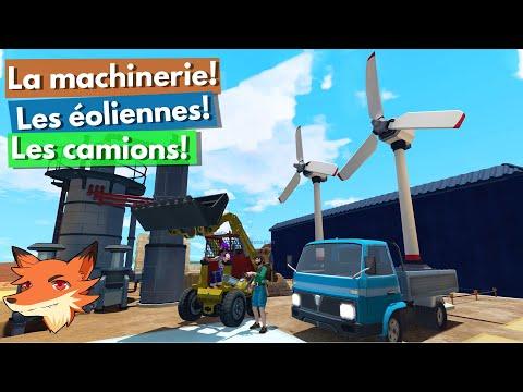 ECO #10 - On sort les premières machines lourdes pour miner!