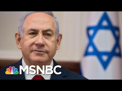 Israeli Prime Minister Benjamin Netanyahu Indicted For Bribery And Fraud | Velshi & Ruhle | MSNBC