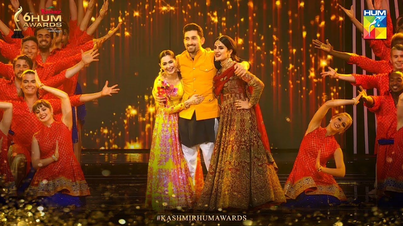 Special Performance   Parwaaz Hai Junoon   Hamza, Ahad, Kubra, Hania, Shaaz   Kashmir 6th HUM Awards