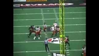 Conor Reilly 2011 Arena Football League Video.wmv