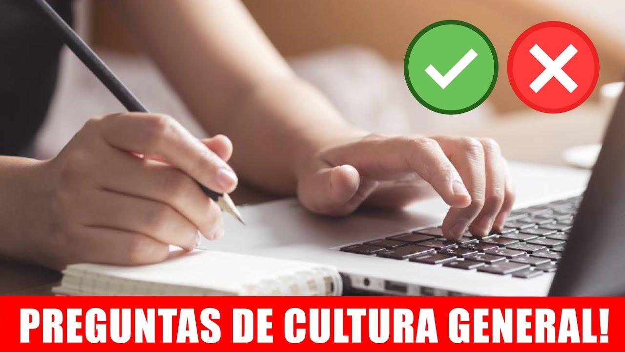 Preguntas de CULTURA GENERAL 7 / WikiReto