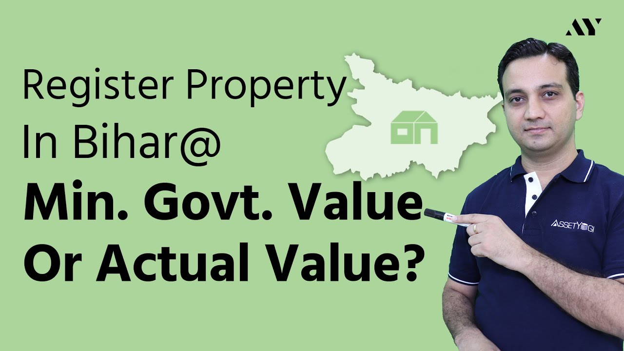 Bhumi Jankari - Minimum Value of Land & Property in Bihar for Stamp Duty
