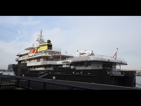 Francois Fiat and his Crazy US$ 70 Million Expedition Yacht Yersin