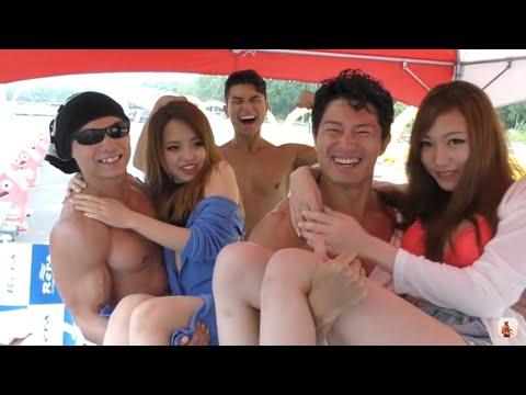 マッチョ男とさくらを巡るツアーが大人気だ!