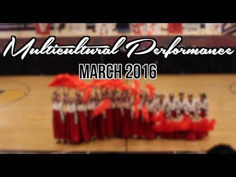 Full Multicultural Performance 2016
