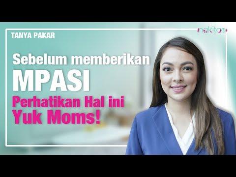 MPASI Bayi 6 Bulan | Hal Yang Perlu Diperhatikan Sebelum Memberikan MPASI