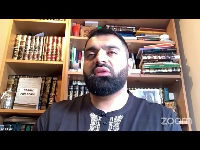 Tafsir ul Quran – Surah An Nisaa  - V1 - Marrying multiple wives - Shaykh Junaid Dar Al-Azhary