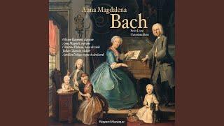 """Aria """"So oft ich meine Tobackspfeife"""" in G Minor, BWV 515a"""