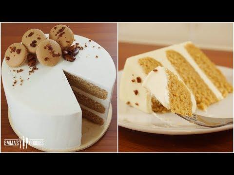 Maple Syrup Cake Recipe!