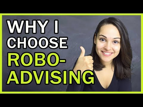 Why I Choose Robo-Advising With Betterment