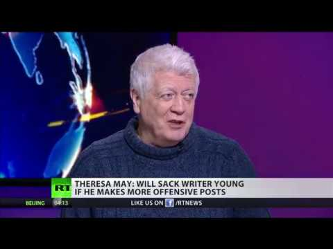 Johnson defends Toby Young (again)