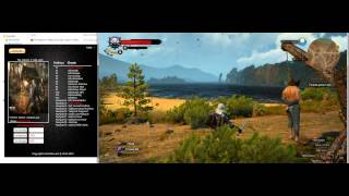 The Witcher 3 Wild Hunt Trainer +24