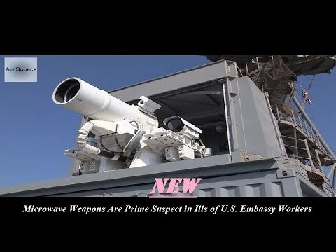 Microwave Weapons Are Prime Suspect in Ills of U S  Embassy Workers | MW  NEWS |2018