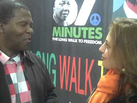 Mandela's son in law, Prince Dlamini of Swaziland talks about his iconic fathe-law