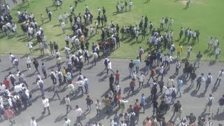 Tension erupts in Techno India NJR Institute of Technology college in Udaipur