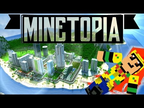 WELKOM IN MALIBU!! - Minetopia - #326 | Minecraft Reallife Server