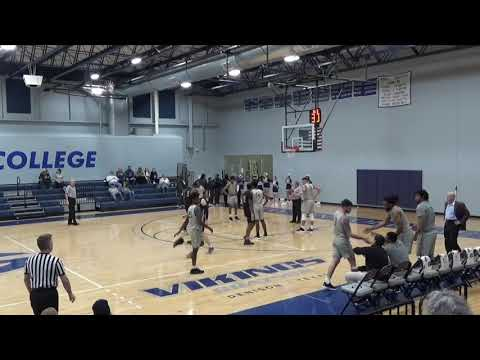 1-19-19 Weatherford College vs Grayson College Men's Basketball Game