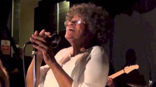 "Betty Swann ""Today I Started Loving You Again"" Live in Cleethorpes 2013"