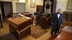 Synagoga w Łodzi. Relacja Symchy Kellera