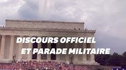 Le défilé façon 14 juillet de Donald Trump pour le 4 juillet aux États-Unis