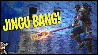 Jingu Bang Harvesting Tool | Wukong - Before You Buy - Fortnite
