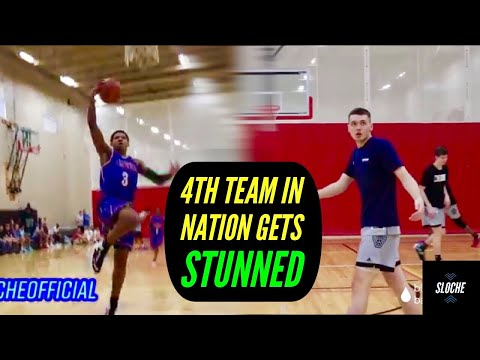 4TH BEST TEAM IN NATION D1 MINNESOTA GETS STUNNED BY ILLINOIS STARS | *RAW HIGHLIGHTS*