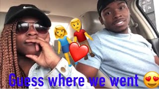 We Went Out on a DATE!! (First Vlog)
