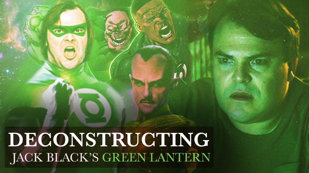 canceled Green lantern film'