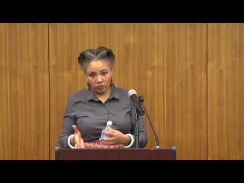 Reading by Poet LaTasha N. Nevada Diggs, 11.06.14
