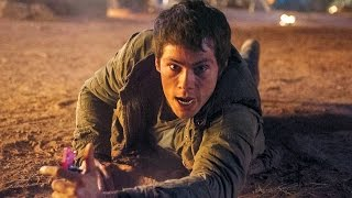 First Look: Dylan O'Brien in Maze Runner: The Scorch Trials