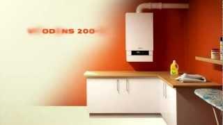 Конденсационный газовый котёл Viessmann Vitodens 200 W(Газовый конденсационный котел настенного исполнения с модулируемой цилидрической горелкой из нержавеюще..., 2012-08-09T08:57:42.000Z)