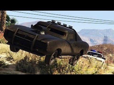 GTA 5 'Breakneck' MACHINIMA! (AMAZING GTA V Short Film) thumbnail