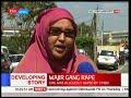 Developing story:Wajir gang rape where girl was allegedly raped by 3 men.