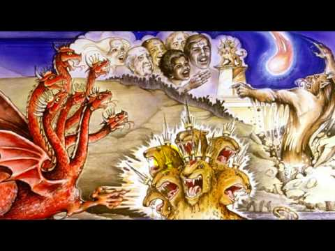 Revelation 13:1-5 Beast from the Sea