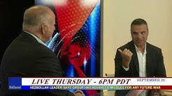 WORLD NEWS BRIEFING Sept 20, 2018 Amir Tsarfati and Barry Stagner