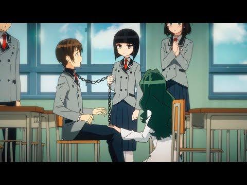 Аниме клип - Эта девка хочет любви