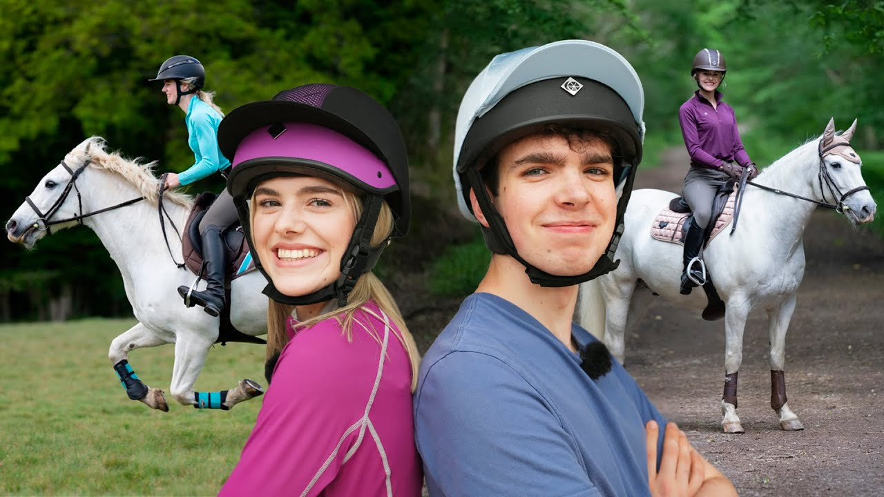 Download Brother Vs Sister Equestrian Challenge! AD | This Esme