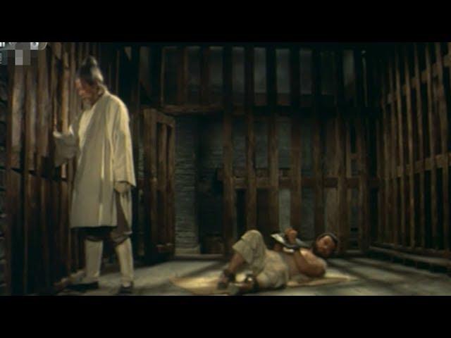 【宇哥】土豪二代杀人入狱,谁都不服,于是老狱长给他上了一课《秋决》