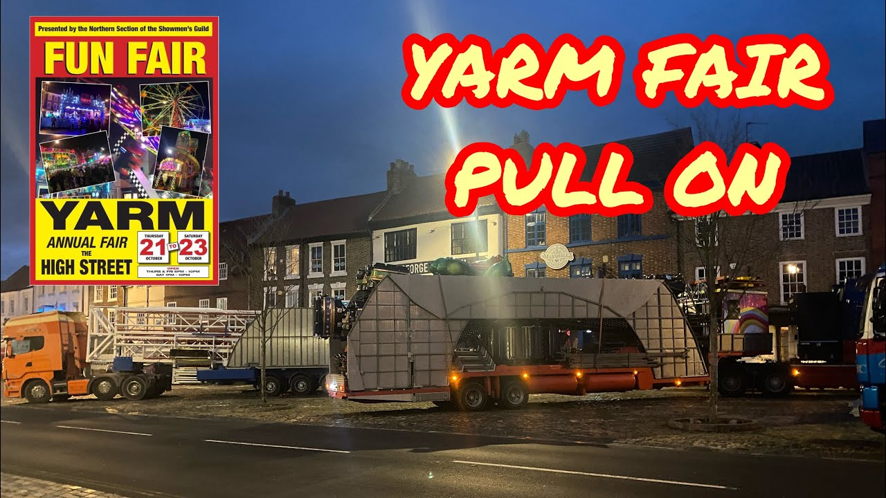 Download YARM FAIR 2021   NEW RIDES   Pull On