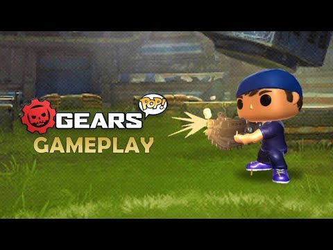 Gears POP! Android Gameplay | Upscaled To 4K 60 FPS