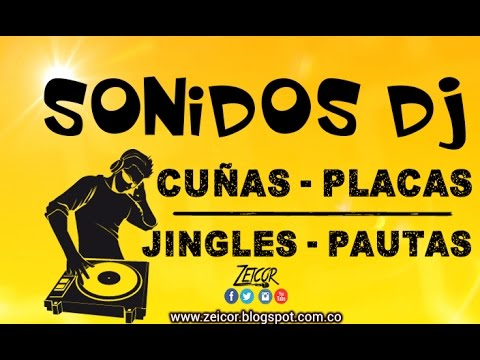 EFECTOS PARA DJ - VOCES LOCUTORES - SAMPLES 2017 - PLACAS PICK UP