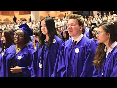 Columbia International College May 2018 Graduation Ceremony