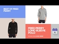 Fred Perry Long Sleeve Polo Best Of Fred Perry