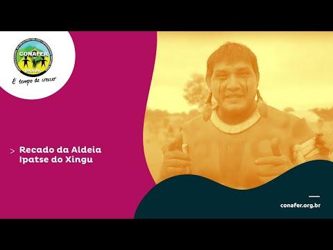 Recado da Aldeia Ipatse do Xingu