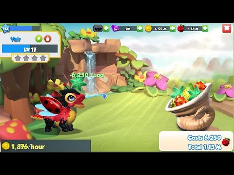 Ladybug Dragon , Gameplay , Dragon Mania Legends | Part 1097 HD