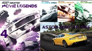 Need for Speed: Most Wanted (PS3) - Pakiet Movie Legends DLC 4. Aston Martin DBS (James Bond)