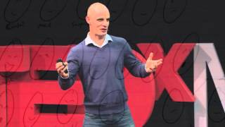 What Baby George Taught Me About Learning | Dr. Michael Wesch | TEDxMHK