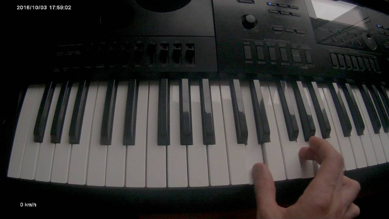 the cars you might think braindead casio wk 7600 piano tutorial youtube. Black Bedroom Furniture Sets. Home Design Ideas